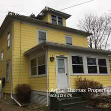 Rental info for 13 Madbury Rd