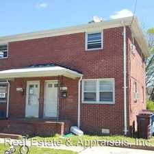 Rental info for 4147 Second Street