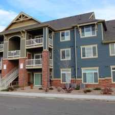 Rental info for Beautiful and spacious 3BR corner unit condo for rent in new Fairview Condos in Longmont