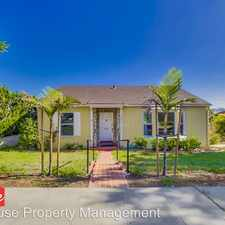 Rental info for 3094 Malaga St. in the Loma Portal area
