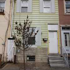 Rental info for 3060 Amber St. in the Port Richmond area