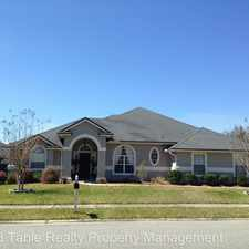 Rental info for 9537 WOODSTONE MILL DR in the Chimney Lakes area