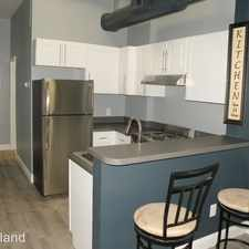 Rental info for 1692 E. 55th St Apt. 104 in the Goodrich - Kirtland Park area