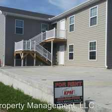 Rental info for 1106 S FIRST APT 1 in the Kirksville area