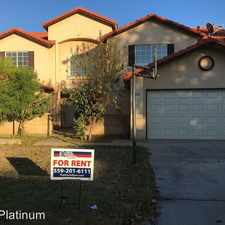 Rental info for 3658 N. State St. in the Fresno area
