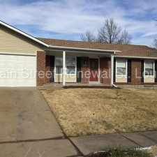 Rental info for 1215 Borden Drive in the Old Jamestown area