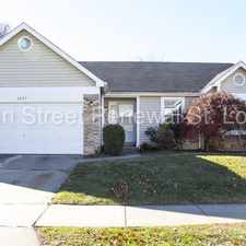 Rental info for 3837 Kentucky Derby Drive in the Old Jamestown area