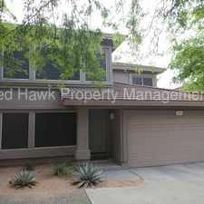 Rental info for Gated Two Bedroom plus Loft, Two Bathroom North Scottsdale Rental with Community Pool in the Scottsdale area