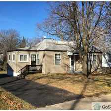 Rental info for Freshly updated 3 bedroom with full walk out basement in the St. Louis area