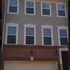 Rental info for 7518 Stonehouse Run Drive in the Glen Burnie area