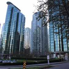 Rental info for Coal Harbour in the Downtown area