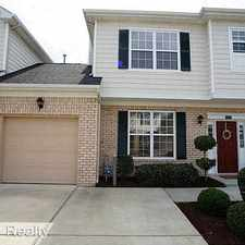 Rental info for 5325 Bramcote Place in the Ridgely Manor area