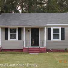 Rental info for 1905 Virginia Ave in the 30906 area