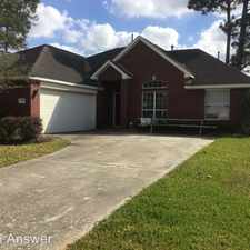 Rental info for 2218 Two Trail Drive