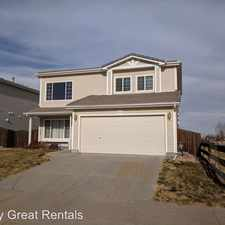 Rental info for 20461 E 40th Ave in the Green Valley Ranch area