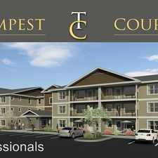 Rental info for 1546 Tempest Court #308 in the Bozeman area
