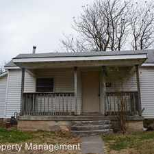 Rental info for 2057 N Travis Avenue in the Springfield area