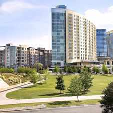 Rental info for Gables Park Tower in the Austin area