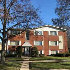 Rental info for 338 South Euclid Avenue in the Oak Park area