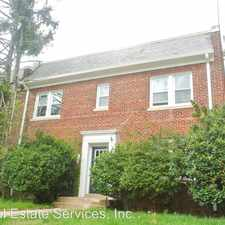 Rental info for 2201 40th Place NW in the Foxhall-Palisades area