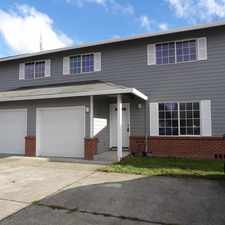 Rental info for 1426-1428 NE Thomas Ct. in the Hillsboro area