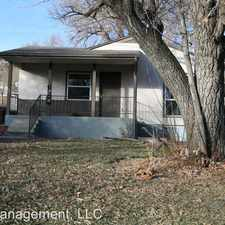 Rental info for 1214 Cooper Ave in the Indian Heights area