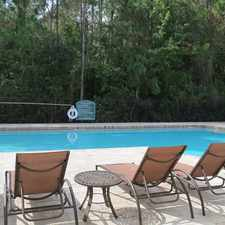 Rental info for Cobblestone at Eagle Harbor in the Fleming Island area