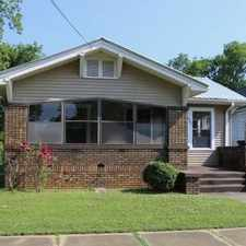 Rental info for Birmingham - Superb House Nearby Fine Dining in the Woodlawn area