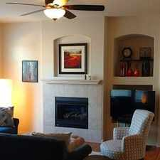 Rental info for Fully Furnished, Sunny End Unit.