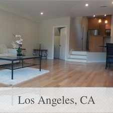 Rental info for Brand New Construction! in the Los Angeles area