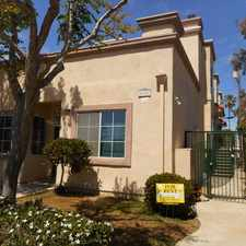 Rental info for Gated OCEAN BEACH Townhome in the San Diego area