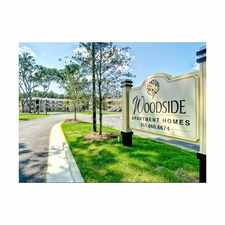 Rental info for Woodside Apartment Homes