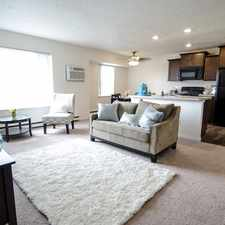 Rental info for Woodbrook Village Apartments in the Lansing area