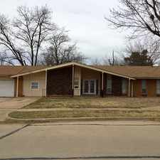 Rental info for 3605 Overland Drive in the Del City area