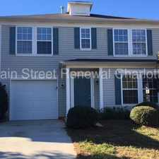 Rental info for Huge Rental Home In Charlotte in the Charlotte area