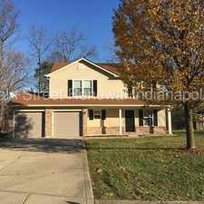 Rental info for 6523 Crandall Cir - Gorgeous 3 Bedroom Home on a Cul-de-sac in the Indianapolis area