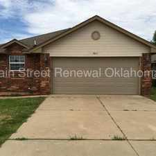 Rental info for Cute Home in SW Moore