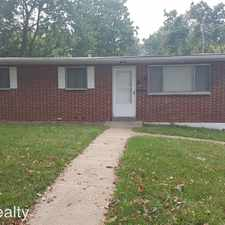 Rental info for 801 Thomas Ave. in the St. Louis area