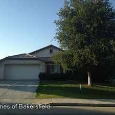 Rental info for 9502 Battaglia Dr. in the Bakersfield area