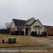 Rental info for 10725 Pecan View in the Olive Branch area