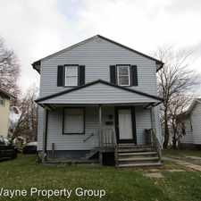 Rental info for 3417 Reed Street