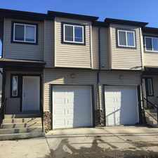 Rental info for 1820 34 Avenue in the Silver Berry area