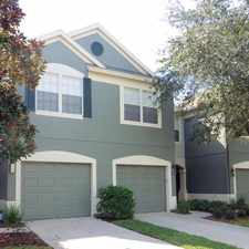 Rental info for Amazing Valhalla townhome for rent today! in the Tampa area