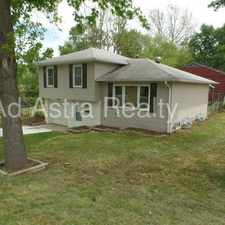 Rental info for 11415 Ditman Ave, Kansas City, MO 64134 - 1 in the Longview area