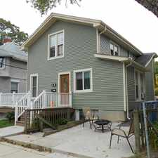 Rental info for 410 Benjamin St