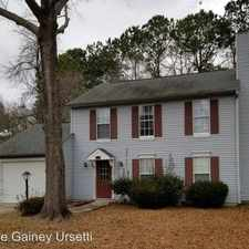 Rental info for 8310 Coventry Court