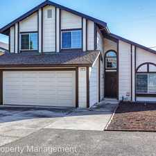 Rental info for 197 Ironwood Drive in the Martinez area