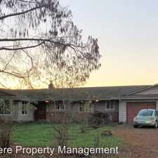 Rental info for 7925 Corvallis Road - Cor7925-A