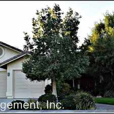 Rental info for 44215 Goldenrod Cir in the Indio area