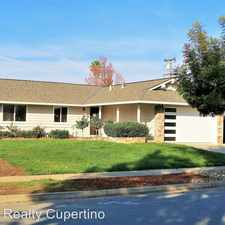 Rental info for 3163 Taper Ave in the Cambrian area